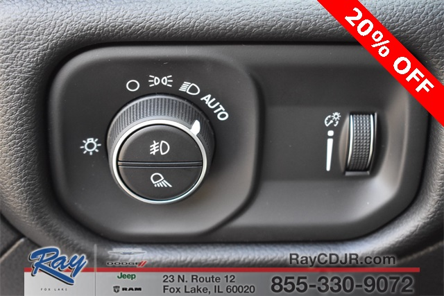 2020 Ram 1500 Crew Cab 4x4, Pickup #R1795 - photo 21