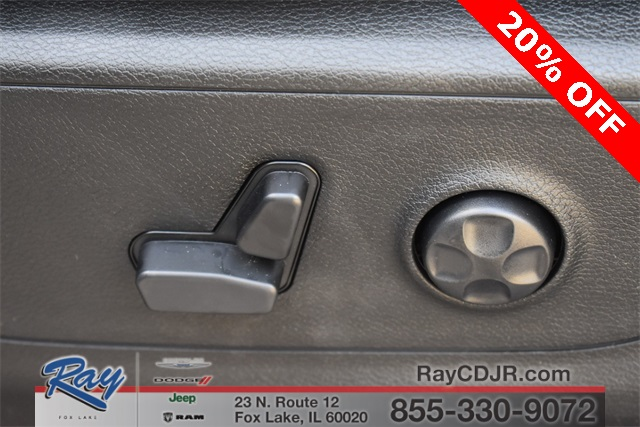 2020 Ram 1500 Crew Cab 4x4, Pickup #R1795 - photo 23