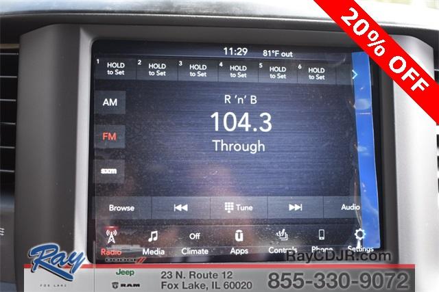 2020 Ram 1500 Crew Cab 4x4,  Pickup #R1795 - photo 28