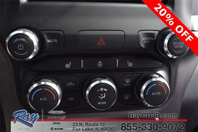 2020 Ram 1500 Crew Cab 4x4, Pickup #R1795 - photo 29