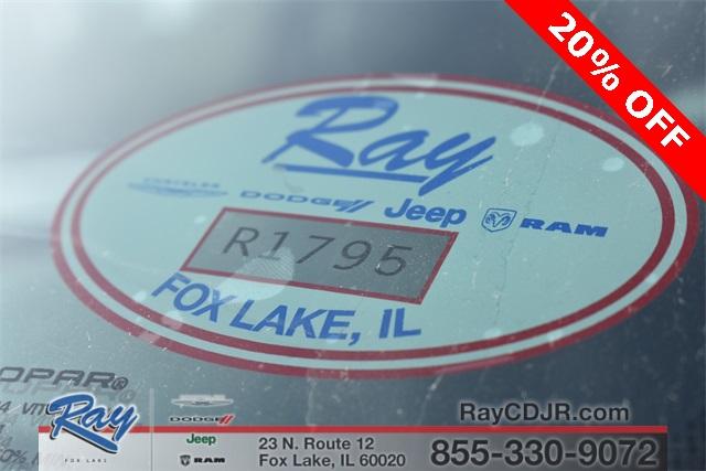 2020 Ram 1500 Crew Cab 4x4,  Pickup #R1795 - photo 37