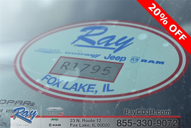 2020 Ram 1500 Crew Cab 4x4, Pickup #R1795 - photo 37