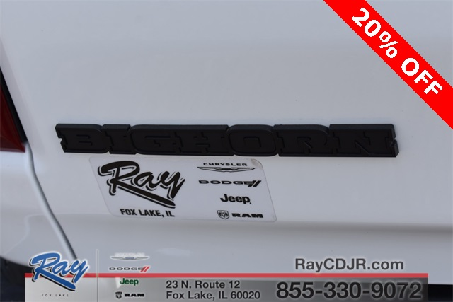 2020 Ram 1500 Crew Cab 4x4, Pickup #R1795 - photo 5