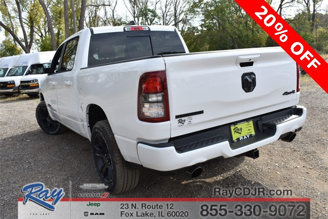 2020 Ram 1500 Crew Cab 4x4, Pickup #R1795 - photo 7