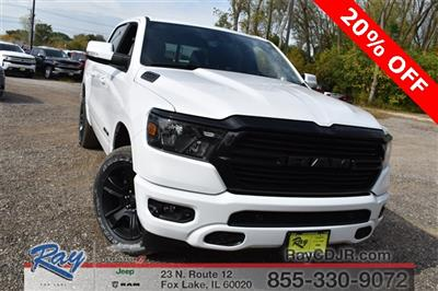 2020 Ram 1500 Crew Cab 4x4, Pickup #R1795 - photo 11