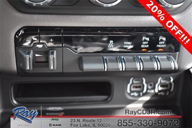 2020 Ram 1500 Crew Cab 4x4,  Pickup #R1798 - photo 31