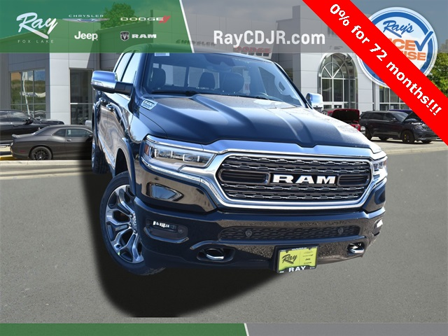 2020 Ram 1500 Crew Cab 4x4, Pickup #R1816 - photo 1