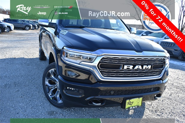 2020 Ram 1500 Crew Cab 4x4, Pickup #R1816 - photo 11