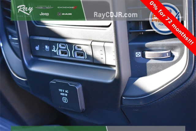 2020 Ram 1500 Crew Cab 4x4, Pickup #R1816 - photo 21