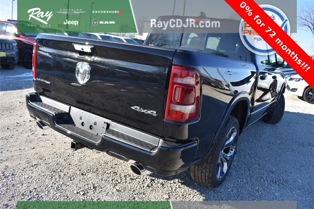 2020 Ram 1500 Crew Cab 4x4, Pickup #R1816 - photo 2
