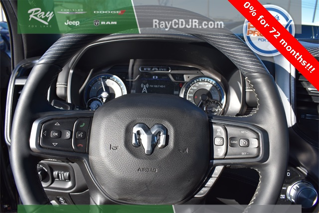 2020 Ram 1500 Crew Cab 4x4, Pickup #R1816 - photo 35