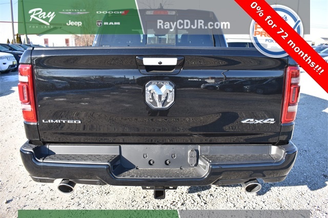 2020 Ram 1500 Crew Cab 4x4, Pickup #R1816 - photo 4
