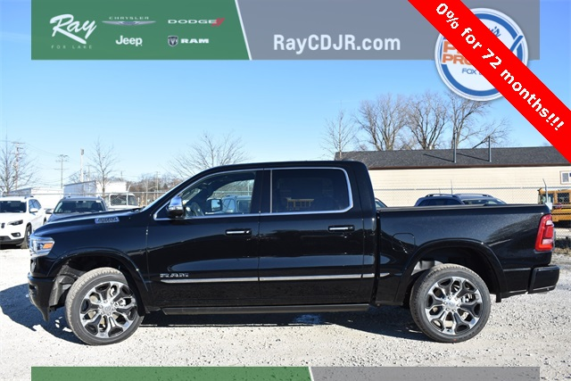 2020 Ram 1500 Crew Cab 4x4, Pickup #R1816 - photo 8