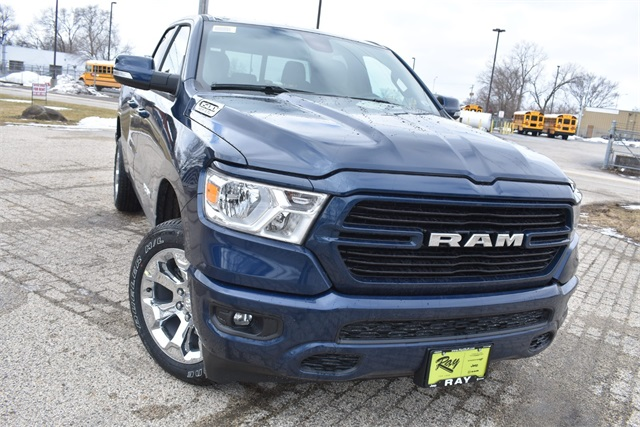 2020 Ram 1500 Quad Cab 4x4, Pickup #R1830 - photo 11