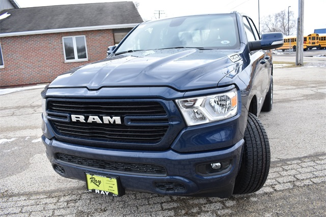 2020 Ram 1500 Quad Cab 4x4, Pickup #R1830 - photo 9