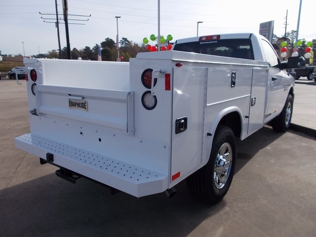 2018 Ram 2500 Regular Cab 4x2,  Knapheide Service Body #155669 - photo 2