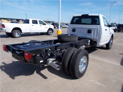 2018 Ram 3500 Regular Cab DRW, Cab Chassis #206324 - photo 2