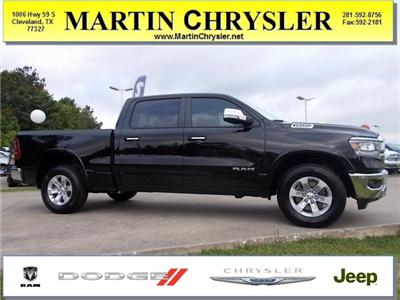 2019 Ram 1500 Crew Cab 4x4,  Pickup #506425 - photo 1