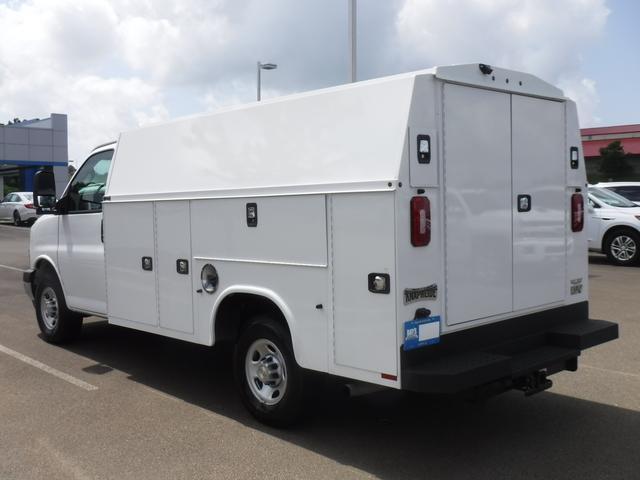 2020 Chevrolet Express 3500 RWD, Knapheide Service Utility Van #20356A - photo 1