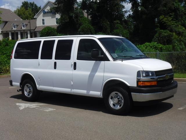 2019 Chevrolet Express 2500 RWD, Passenger Wagon #P2408 - photo 1