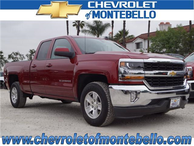 2018 Silverado 1500 Double Cab 4x2,  Pickup #T1337 - photo 1