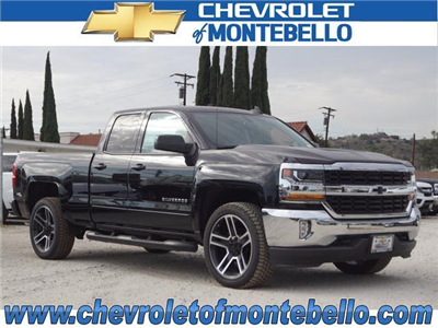 2018 Silverado 1500 Double Cab 4x4,  Pickup #T1339 - photo 1