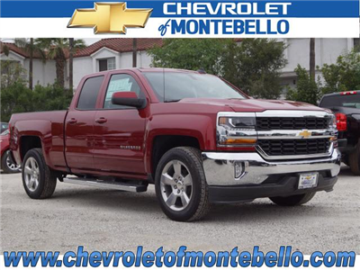 2018 Silverado 1500 Double Cab 4x2,  Pickup #T1376 - photo 1
