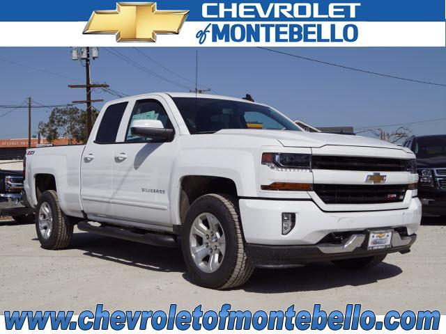 2018 Silverado 1500 Double Cab 4x4,  Pickup #T1454 - photo 1
