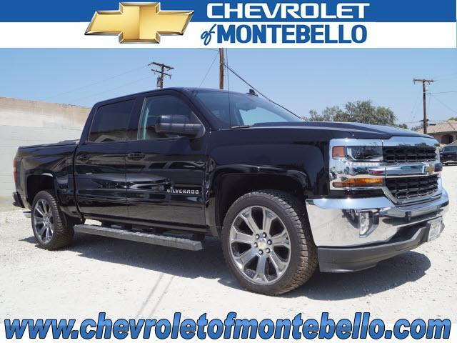 2018 Silverado 1500 Crew Cab 4x2,  Pickup #T1504 - photo 1
