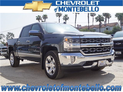 2018 Silverado 1500 Crew Cab 4x2,  Pickup #T1566 - photo 1
