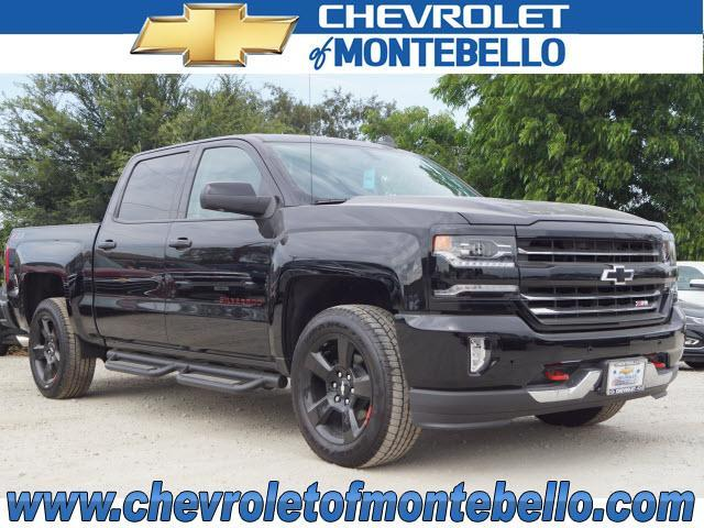 2018 Silverado 1500 Crew Cab 4x4,  Pickup #T1583 - photo 1