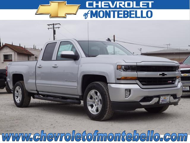 2018 Silverado 1500 Double Cab 4x4,  Pickup #T1584 - photo 1