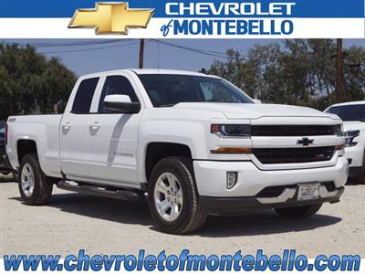 2018 Silverado 1500 Double Cab 4x4,  Pickup #T1621 - photo 1