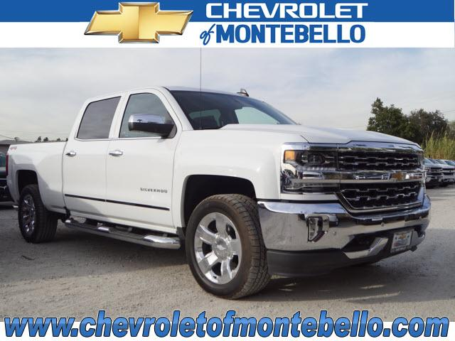 2018 Silverado 1500 Crew Cab 4x4,  Pickup #T2380 - photo 1
