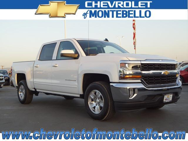 2018 Silverado 1500 Crew Cab 4x2,  Pickup #T2477 - photo 1