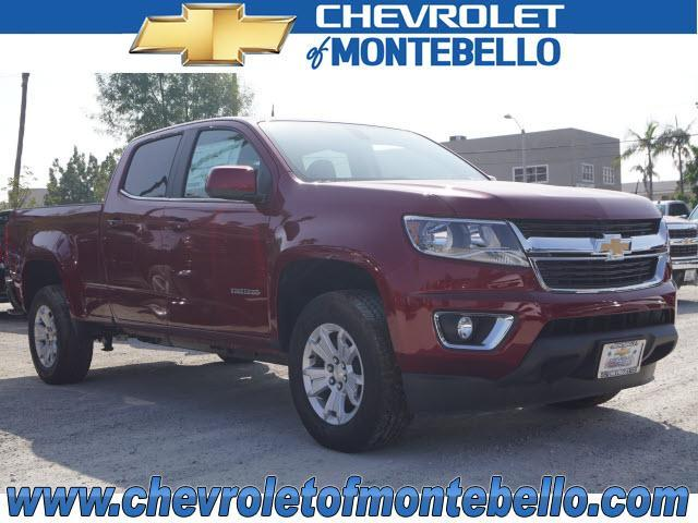 2019 Colorado Crew Cab 4x2,  Pickup #U0199 - photo 1