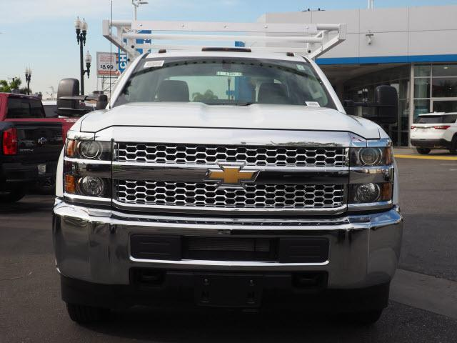 2019 Silverado 3500 Crew Cab DRW 4x2,  Royal Service Body #U0369 - photo 2
