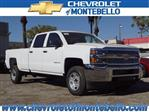 2019 Silverado 2500 Crew Cab 4x2,  Pickup #U0441 - photo 1