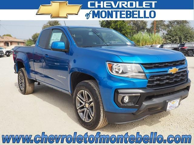 2021 Chevrolet Colorado Extended Cab 4x2, Pickup #W0110 - photo 1