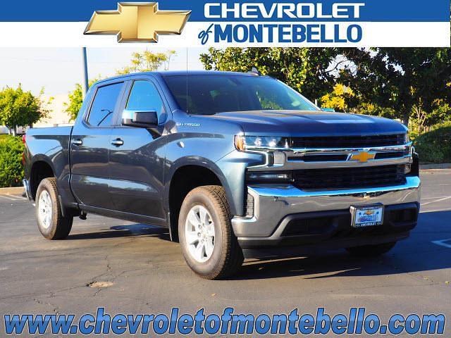 2021 Chevrolet Silverado 1500 Crew Cab 4x2, Pickup #W0508 - photo 1