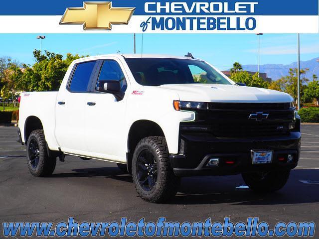 2021 Chevrolet Silverado 1500 Crew Cab 4x4, Pickup #W0559 - photo 1