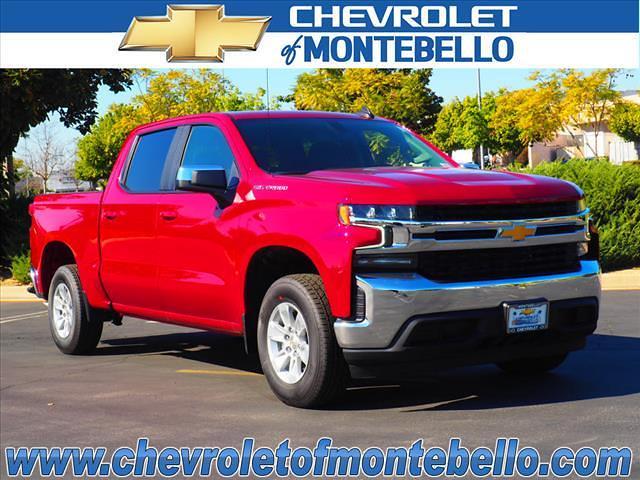 2021 Chevrolet Silverado 1500 Crew Cab 4x2, Pickup #W0569 - photo 1