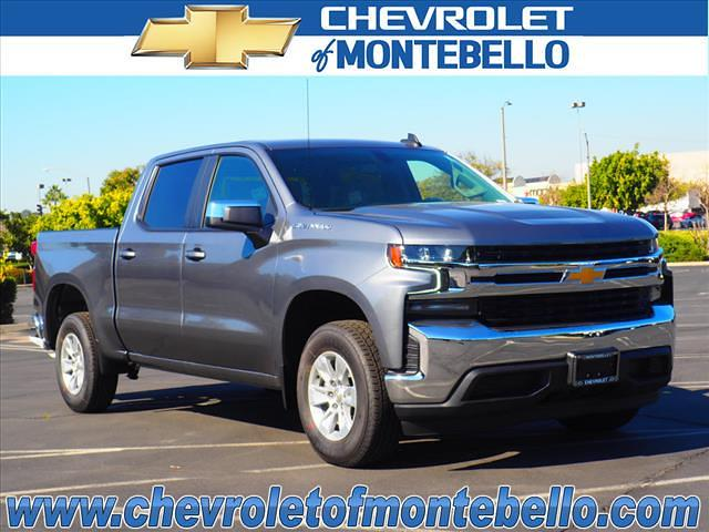 2021 Chevrolet Silverado 1500 Crew Cab 4x2, Pickup #W0581 - photo 1