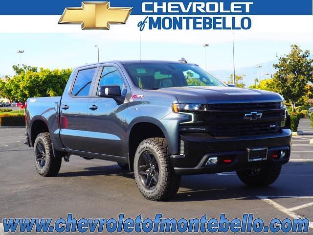 2021 Chevrolet Silverado 1500 Crew Cab 4x4, Pickup #W0621 - photo 1