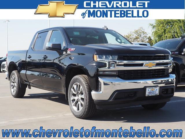 2021 Chevrolet Silverado 1500 Crew Cab 4x4, Pickup #W0631 - photo 1