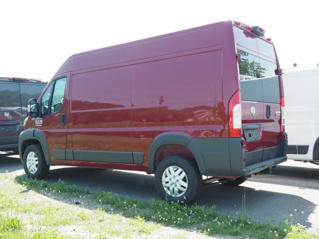 2018 ProMaster 1500 High Roof 4x2,  Empty Cargo Van #128513 - photo 4