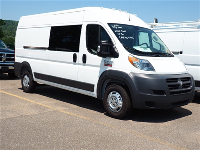 2018 ProMaster 2500 High Roof,  Empty Cargo Van #129353 - photo 1