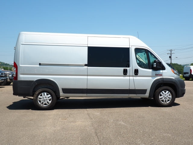2018 ProMaster 3500 High Roof 4x2,  Empty Cargo Van #129579 - photo 3