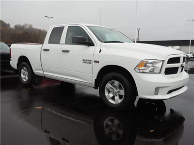 2018 Ram 1500 Quad Cab 4x4, Pickup #139941 - photo 1