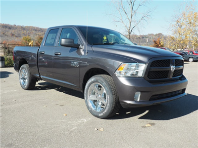 2018 Ram 1500 Quad Cab 4x4, Pickup #182814 - photo 1